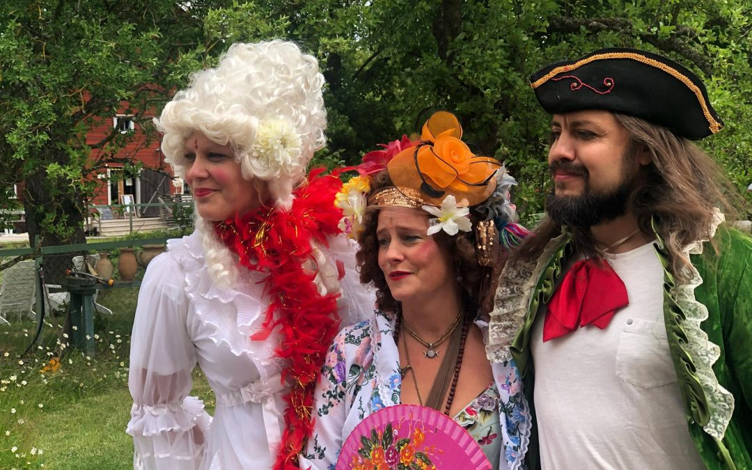Sommarfest på Skäve